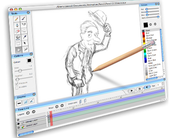 15 Free Awesome Drawing And Painting Tools For Teachers: easy drawing software