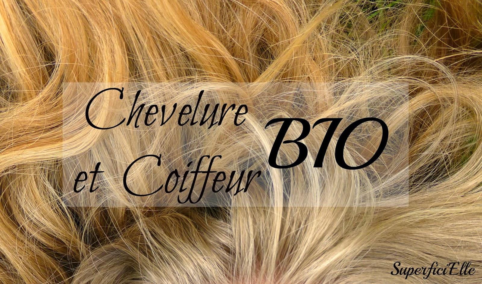 Chevelure de Sirène et Coiffeur BIO