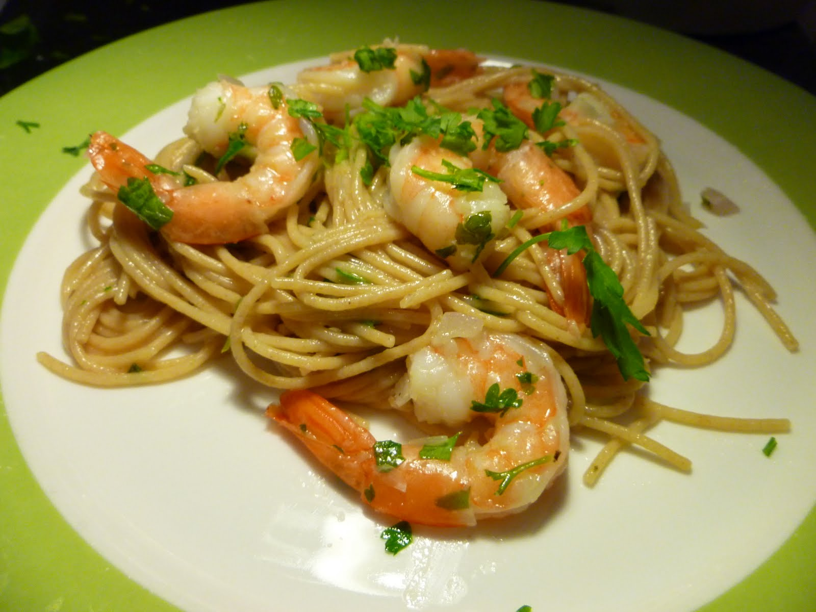 how to cook shrimp pasta sauce