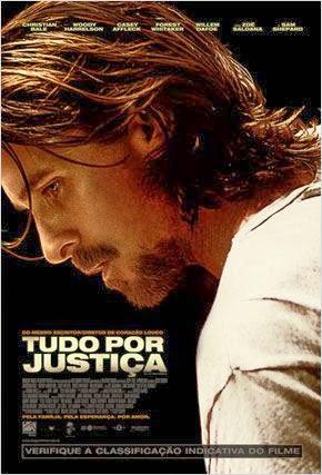 """Poster do filme """"Tudo Por Justiça"""""""