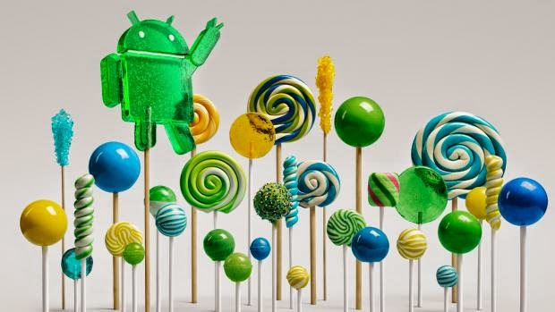 inilah penerus android kitkat - Android 5.0 - Android L | codename android Lollipop