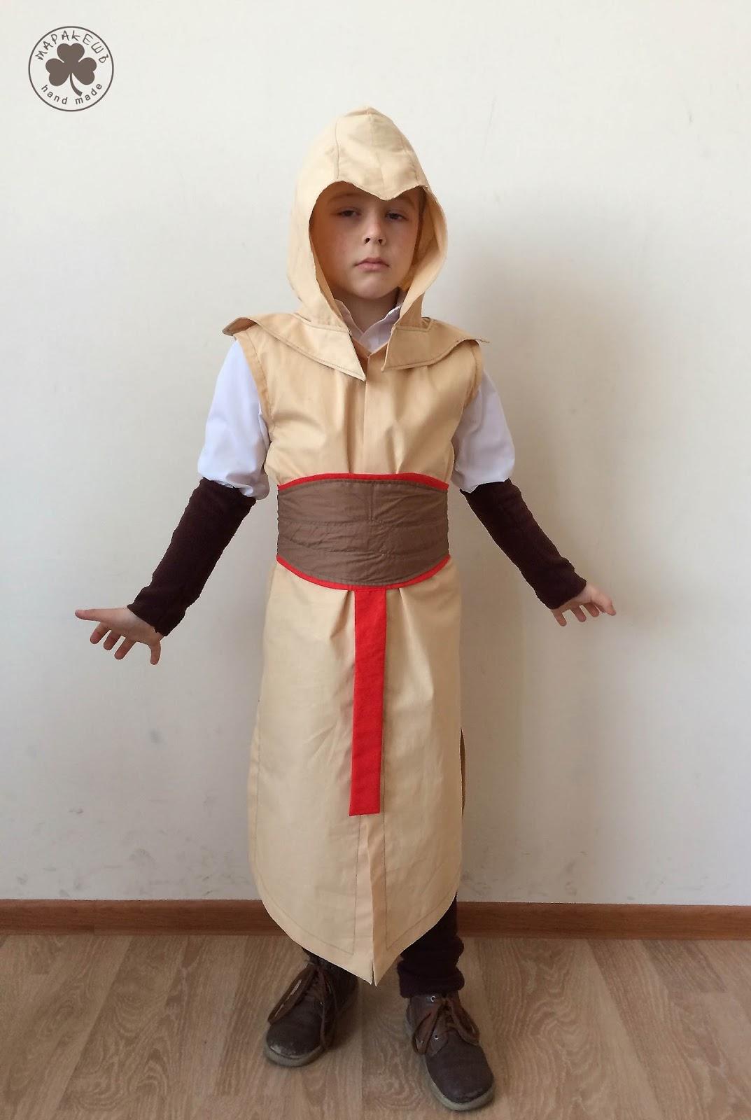Ассасина костюм своими руками 105