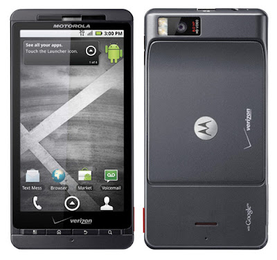 Motorola Droid X2 Android Smartphone Review