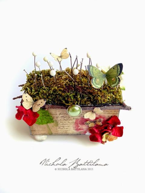 Bent Needle Box - Nichola Battilana