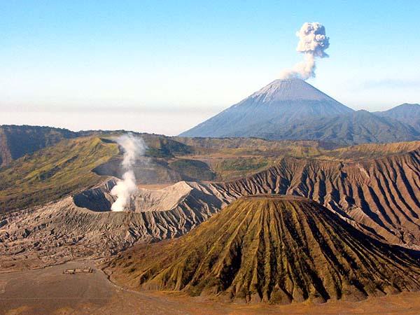 Objek Wisata Probolinggo Gunung Bromo