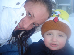 Mommy and little man