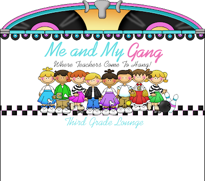 Me And MY Third Grade Gang