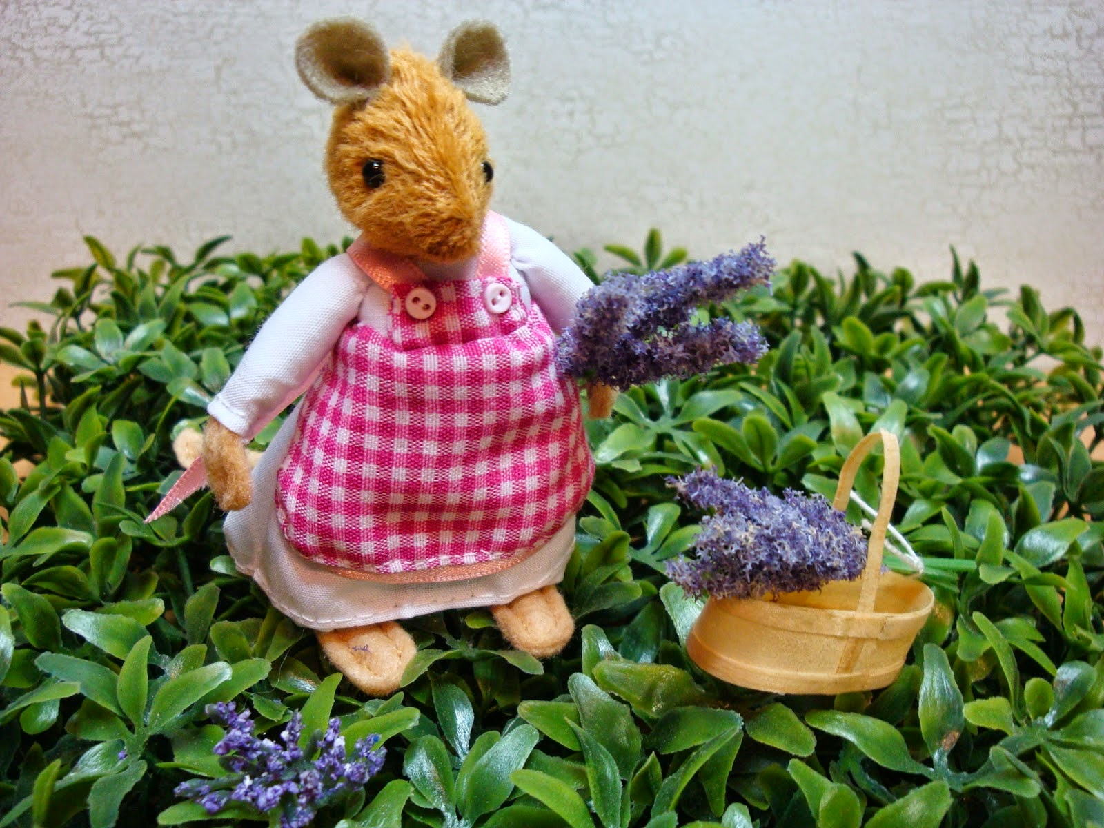 Karin's Brambly Hedge muizen & Friends
