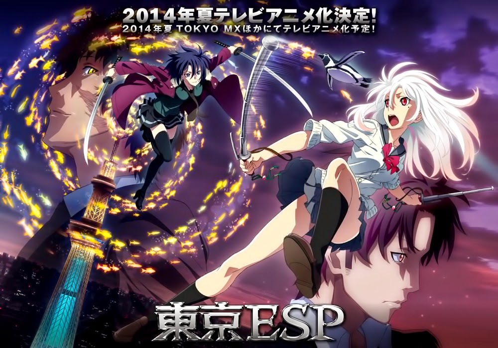 [ Info-Anime ] Daftar Anime Terbaik Dalam Anime Musim Summer 2014