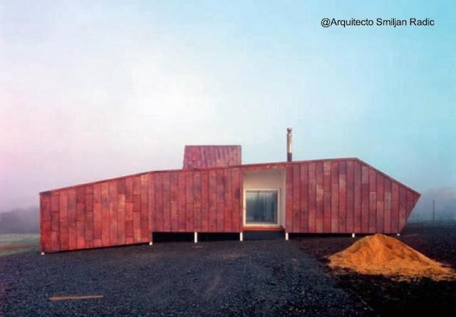 Casa de cobre 2 en Talca, Región del Maule, Chile