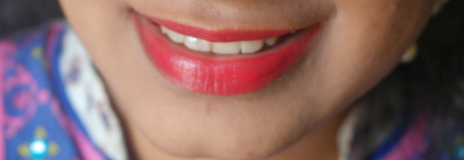 Revlon super lustrous lipstick pigmentation-staying power