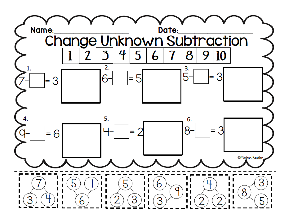 math worksheet : the creative colorful classroom engage new york subtraction  : Number Bonds Subtraction