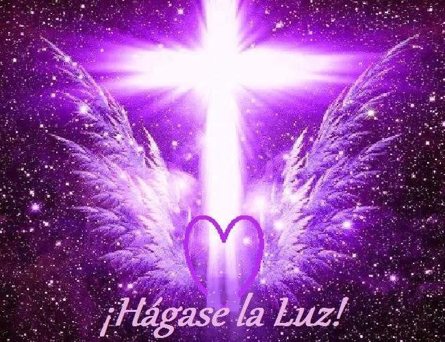 En el vórtice de un corazón despierto explota la más Pura Expresión del Amor por haber activado el ¡Hágase la Luz!