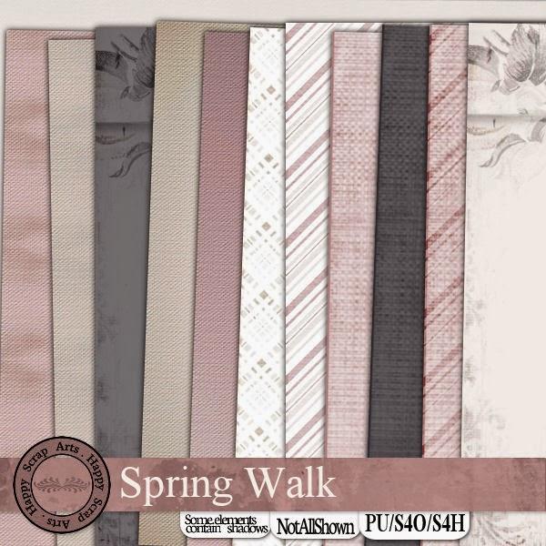 April 2015 HSA Spring Walk papers