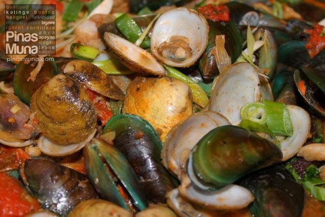 Te Quiero Baguio - Sauteed Seafoods