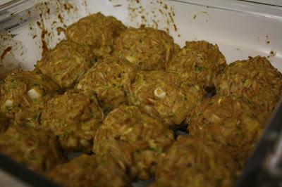 Farro Meatballs