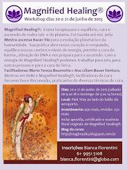Curso Magnified Healing em Brasília