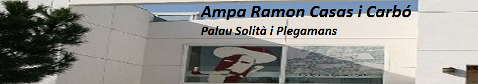 AMPA IES Ramon Casas i Carbó