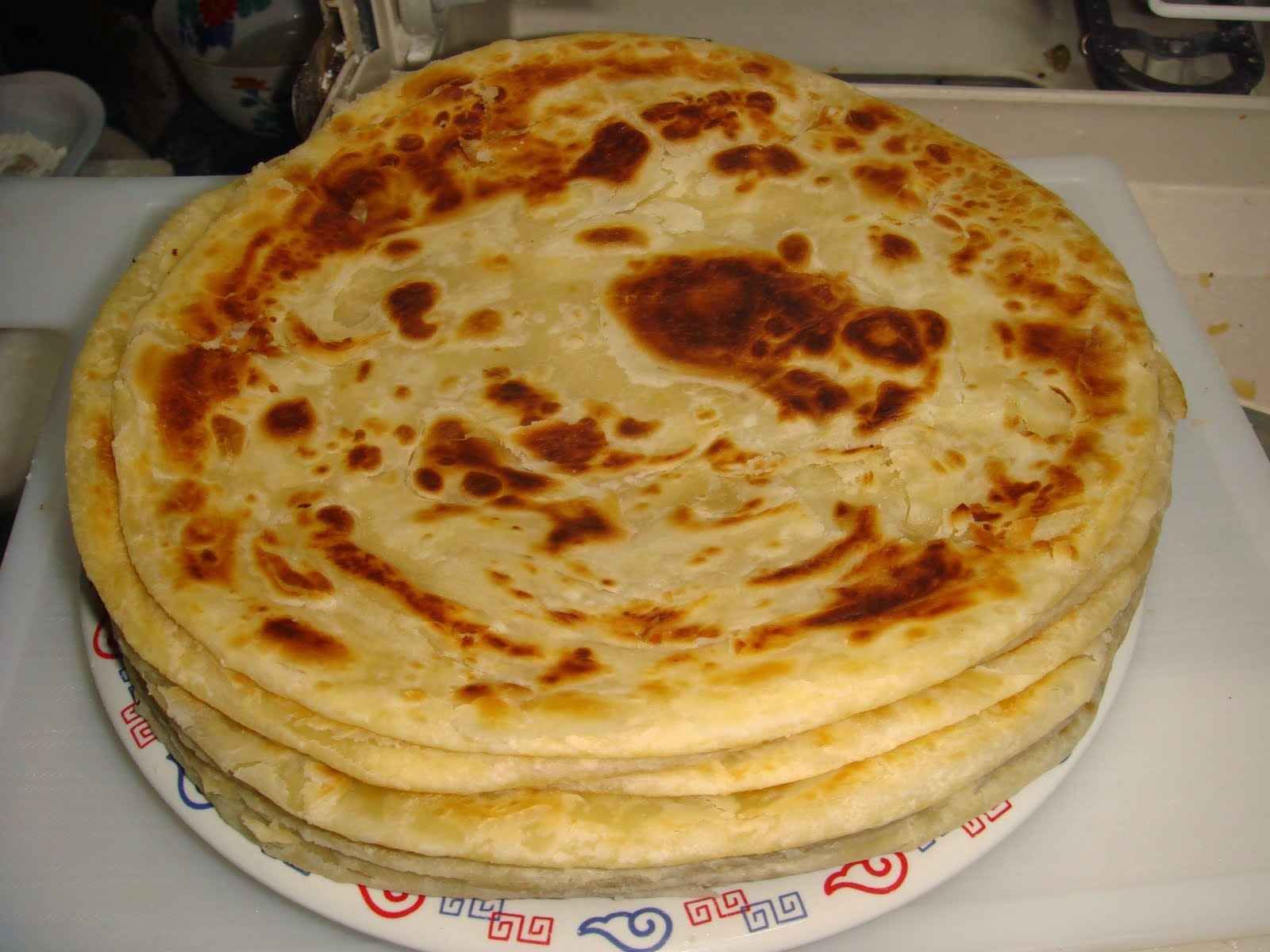 Easy steps to prepare pumpkin chapati african food recipes photo courtesy forumfinder Image collections
