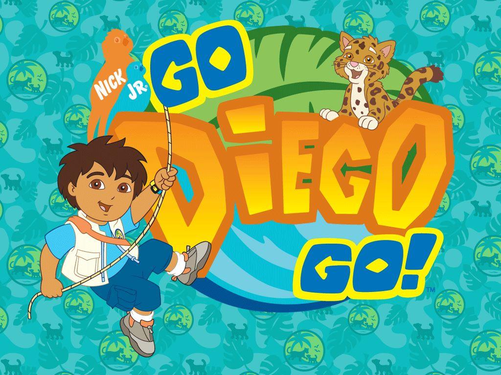 Solcitos.com: Fondo de Pantalla Infantiles - Diego Go!