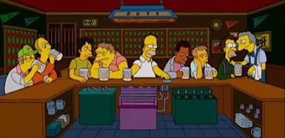  Simpson Last Supper 