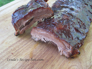 Oven-Baked Barbecued Baby Back Ribs