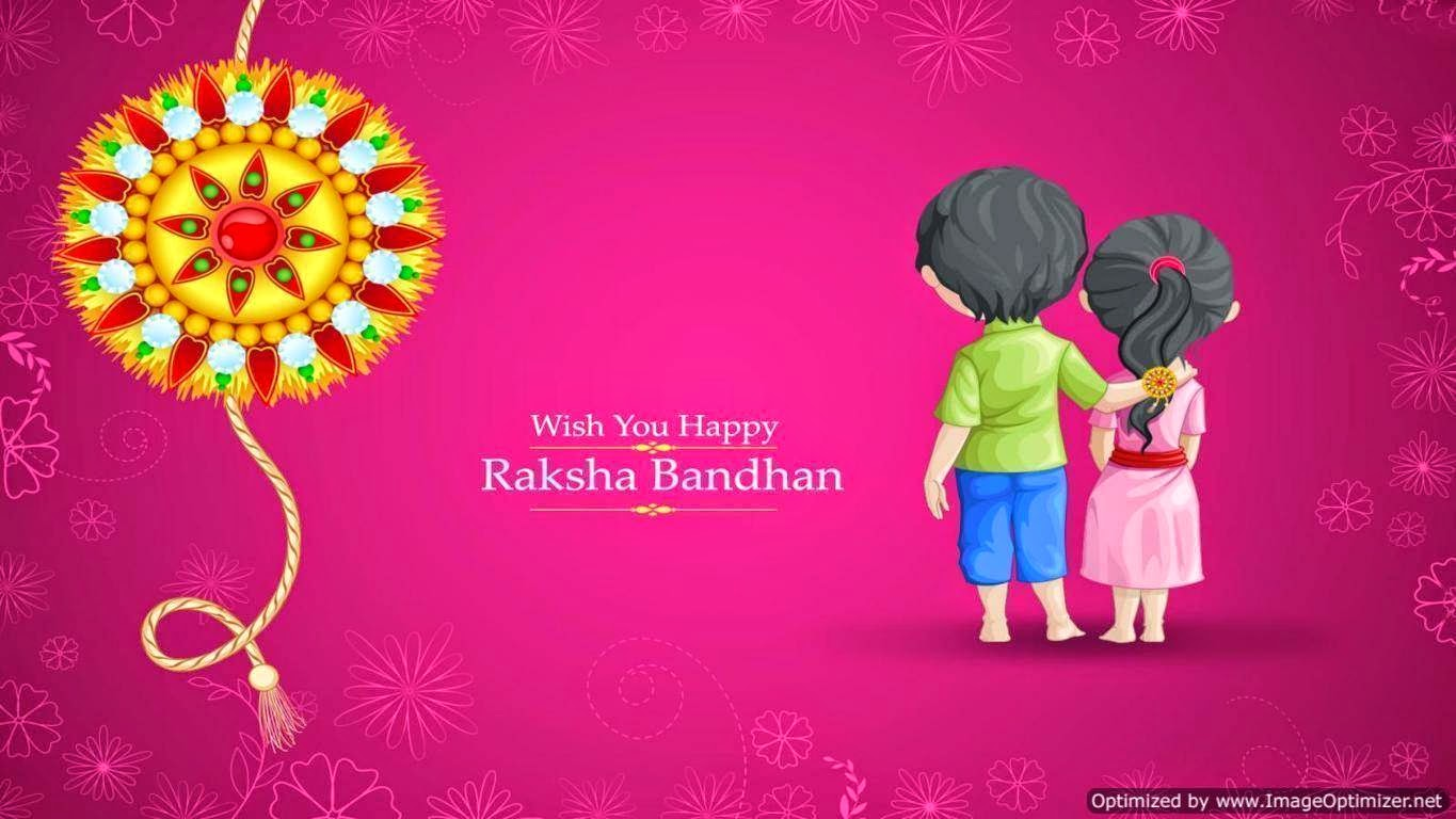 raksha bandhan hd wallpaper