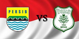 Persib vs PSMS Perisai Cup