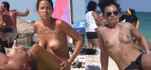 Beach Babes Yucatan 07 (Spy Cam at the Beach)