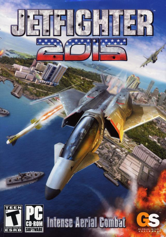 fighter jet pc jetfighter game games version simulation jets computer marines colonial aliens within fullscale torrent airplane poster gaming flying