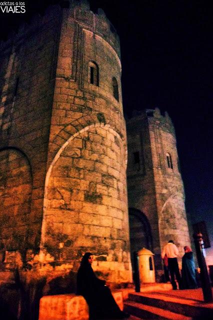 Puertas de Bab al-Futuh