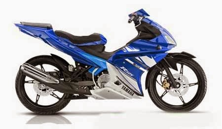 gambar modifikasi jupiter MX 135