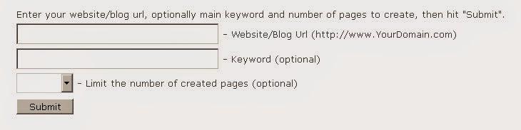 Cara Submit Blog Ke (1000 Lebih) Link
