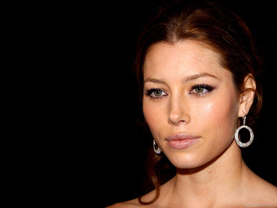 Jessica Biel Wide Screen Wallpaper-1600x1200-04