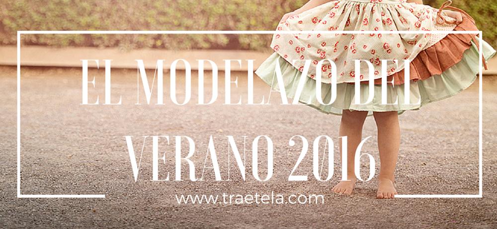 EL MODELAZO DEL VERANO 2016