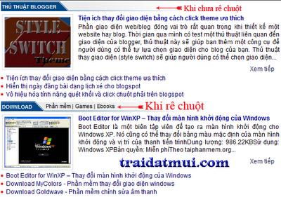 Thủ thuật tạo bài viết giống dantri.com.vn