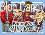 Kenny K's Krafty Krew Blog Candy