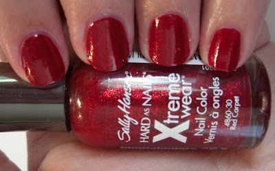 Sally Hansen Xtreme Wear Red Carpet