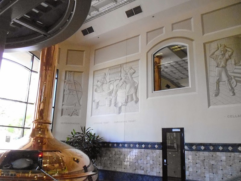 Sierra Nevada Brewhouse art