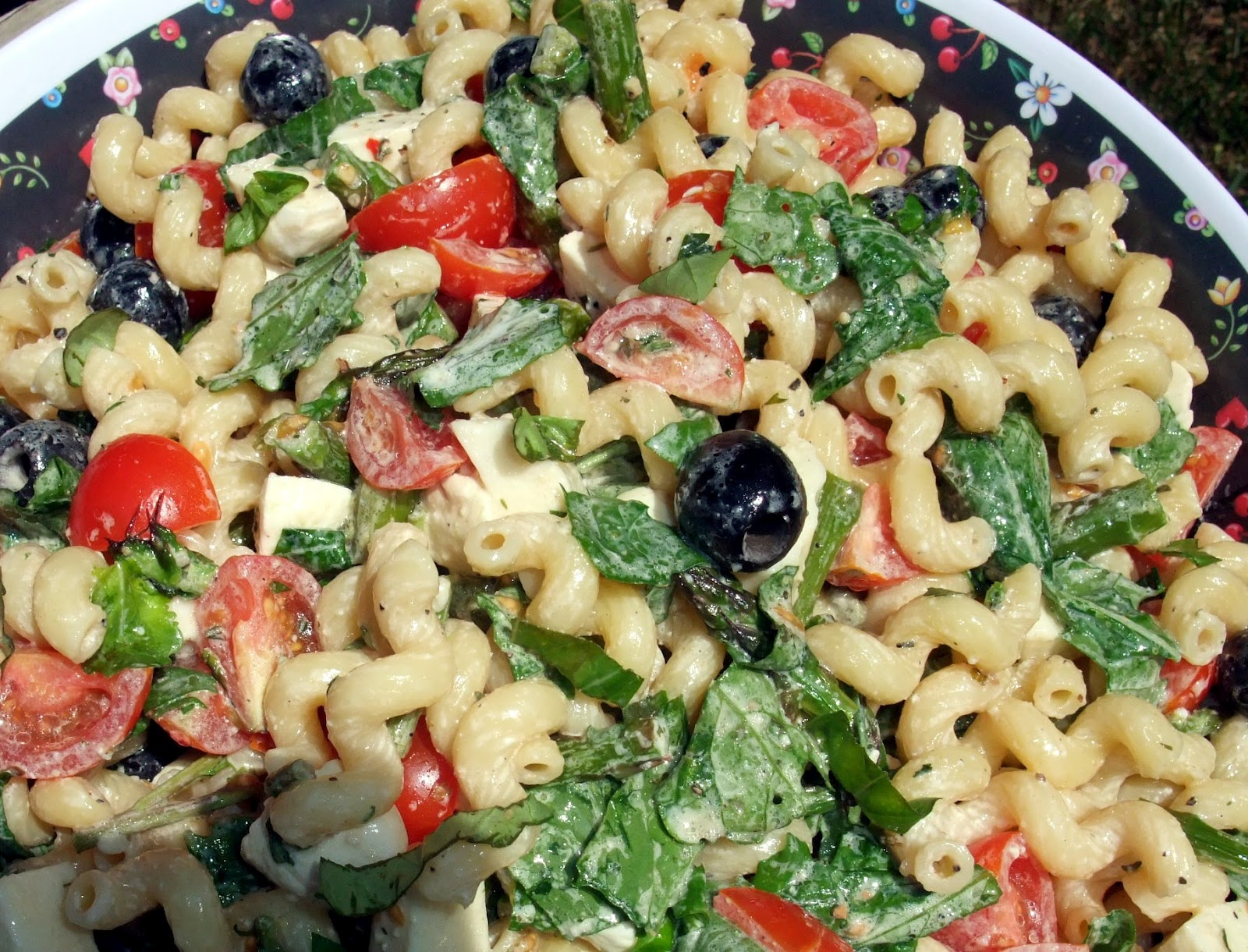 Rosie 39 S Country Baking Summer And Spring Fresh Pasta Salads