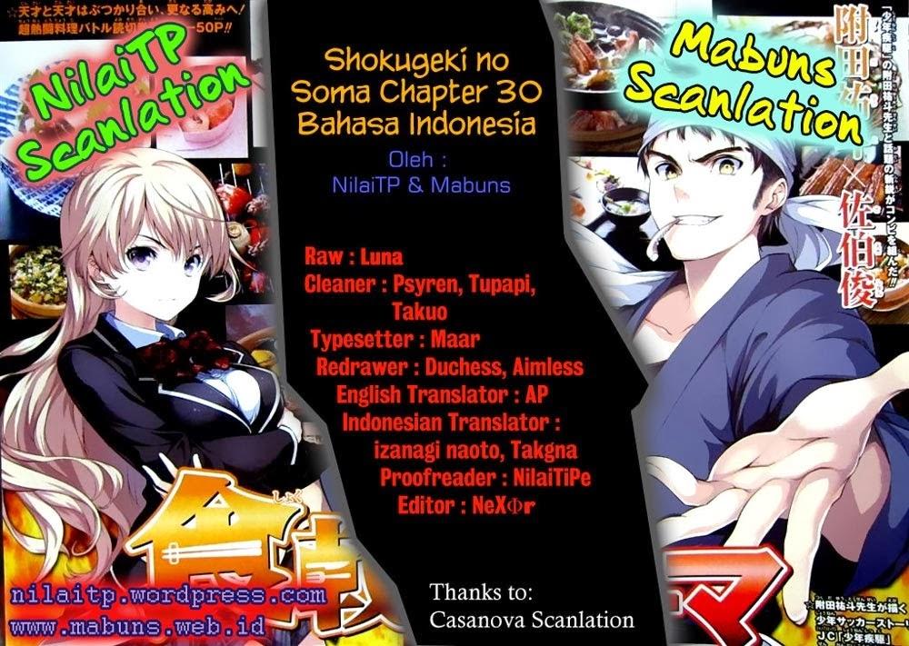 Dilarang COPAS - situs resmi www.mangacanblog.com - Komik shokugeki no soma 030 31 Indonesia shokugeki no soma 030 Terbaru 0|Baca Manga Komik Indonesia|Mangacan