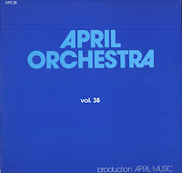 Roland Romanelli &  Jannick Top -  April Orchestra Vol. 38 (1981)