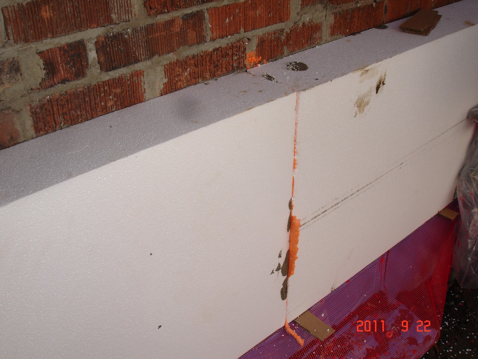Insulation For Stucco Home : The reno coach passive house project in toronto