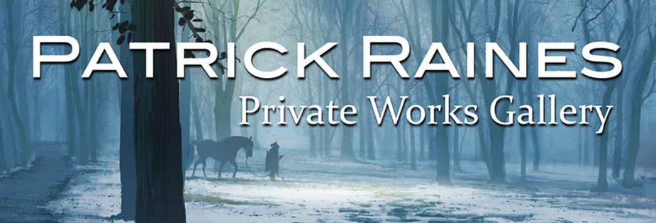 Patrick Raines' Private Works Gallery