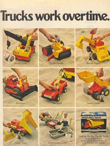 Authoritative answer fisher price construction toys consider