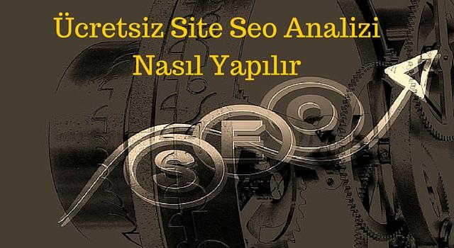 site-seo-analizi