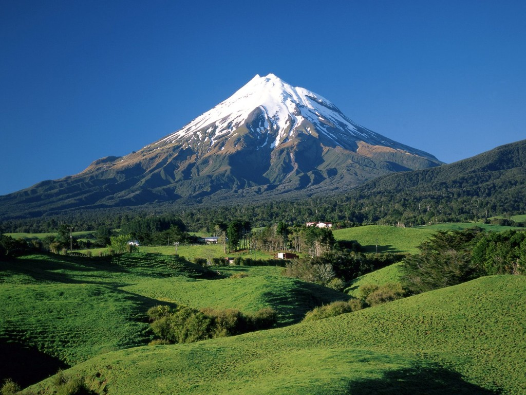 New Zealand World Most Beautiful Places New Zealand Tourism