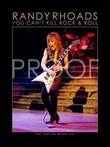 you cant kill rock and roll