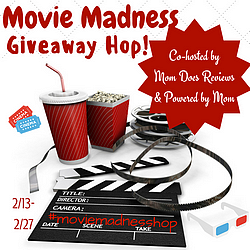 Win A $50 Movie Prize Pack From Laughing Vixen Lounge ~ Ends February 27th