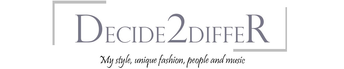 Decide to Differ - Fashion and Lifestyle Blog From Hamburg